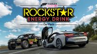 Forza Horizon Rockstar Energy Car Pack Trailer