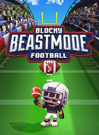 Blocky Beastmode Football