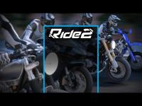 Ride 2 Screenshot and Logo