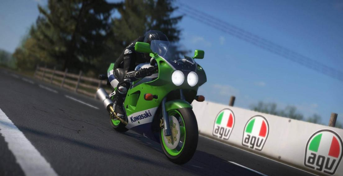 Ride 2 trailer screenshot