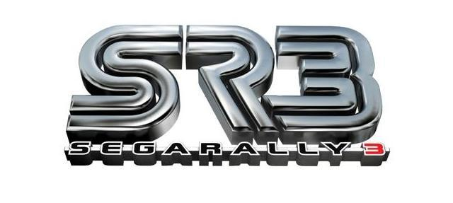 Sega Rally 3 Logo