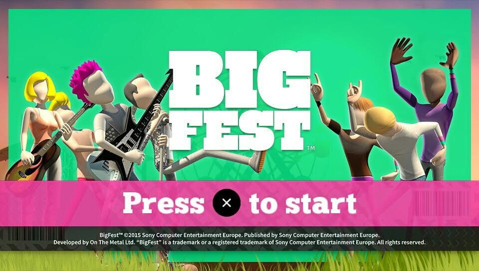 BIGFEST Screenshot