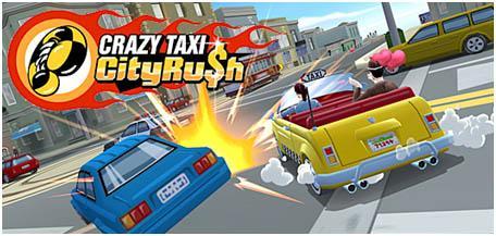 Crazy Crazy Taxi: City Rush