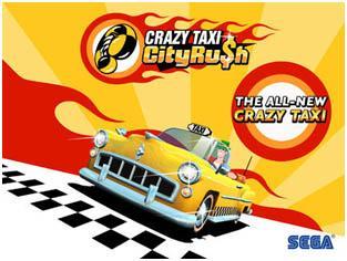 Crazy Crazy Taxi: City Rush Screenshot