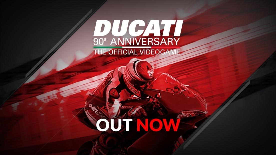 Ducati Out Now