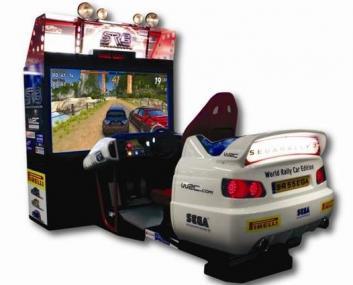 Sega Rally Arcade