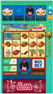 Slots Parade Screenshot