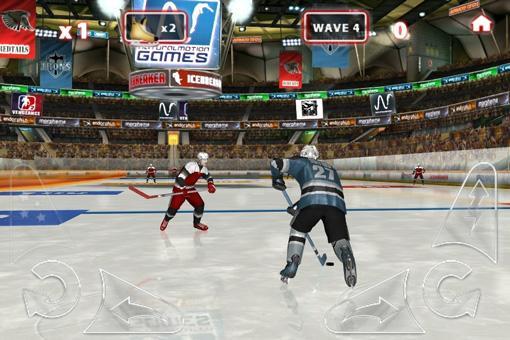 Icebreaker Hockey Screenshot