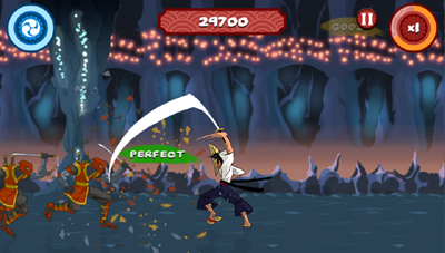 Samurai Beatdown Screenshot
