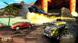 Carnage Racing Screenshot