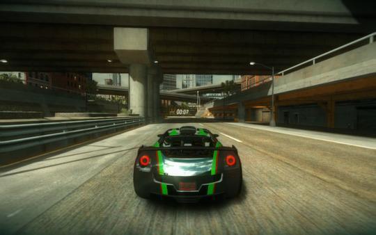 Ridge Racer Driftopia Screenshot
