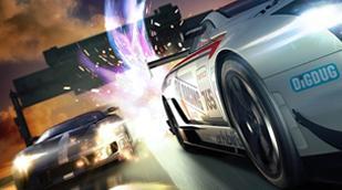 Ridge Racer Unbounded Screenshot