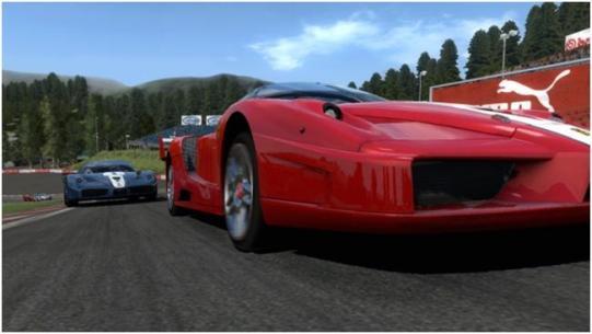 Supercar Challenge Screenshot
