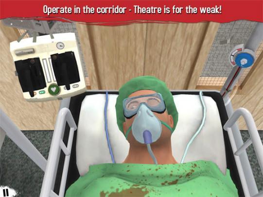Surgeon Simulator Touch