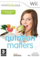 Mind, Body & Soul : Nutrition Matters